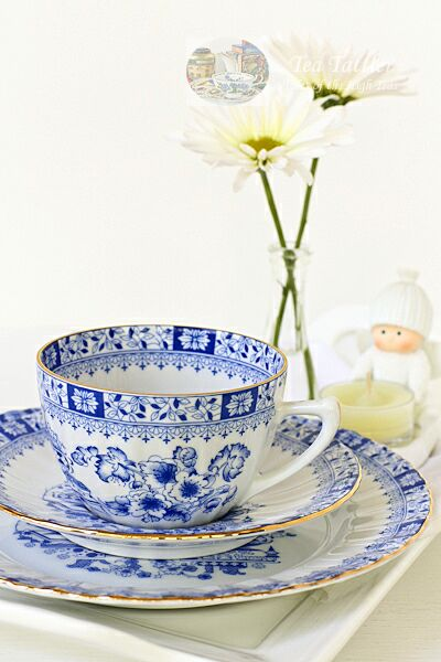 Dorothea China Blue