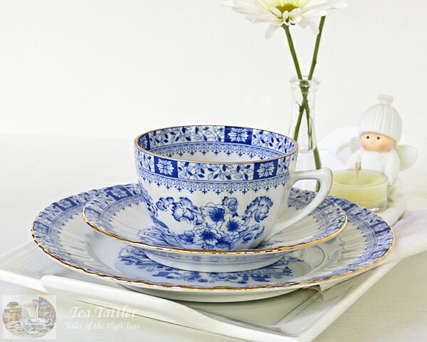 Dorothea China Blue