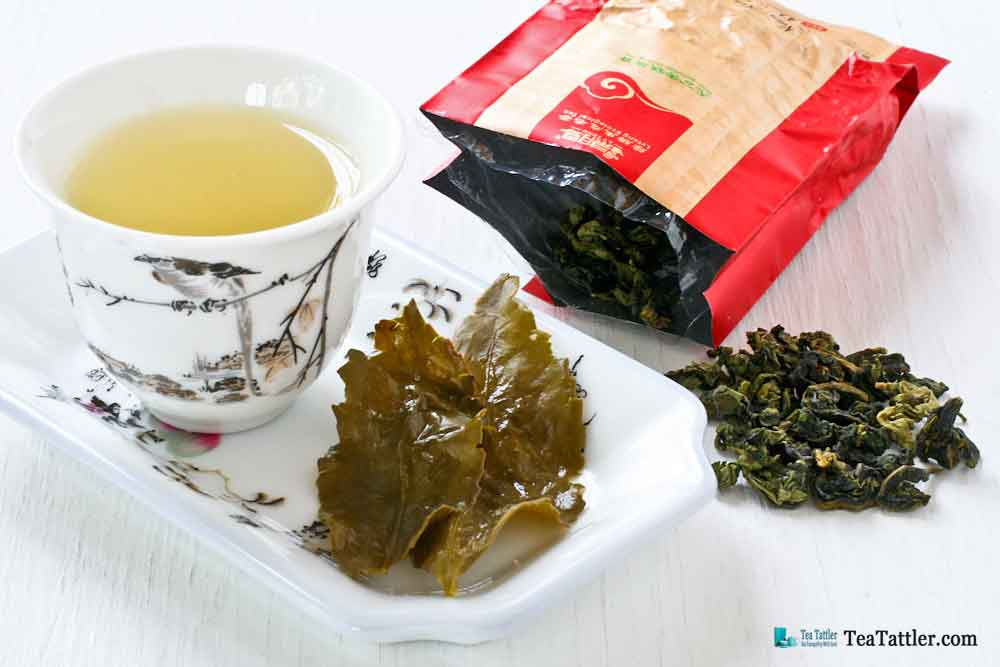 Ti Kwan Yin Oolong is the most renown of all Chinese oolongs. It has a pale, fragrant, smooth yellow liquor with a slightly sweet aftertaste. | TeaTattler.com #tikwanyin #tiequanyin #goddessofmercytea #oolongtea