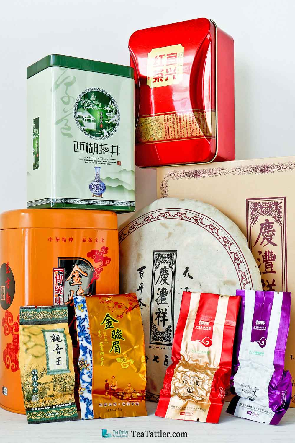 All the Tea in China - the history, development and refinement of tea as a beverage, and its prominence in the world market today. | TeaTattler.com #teainchina