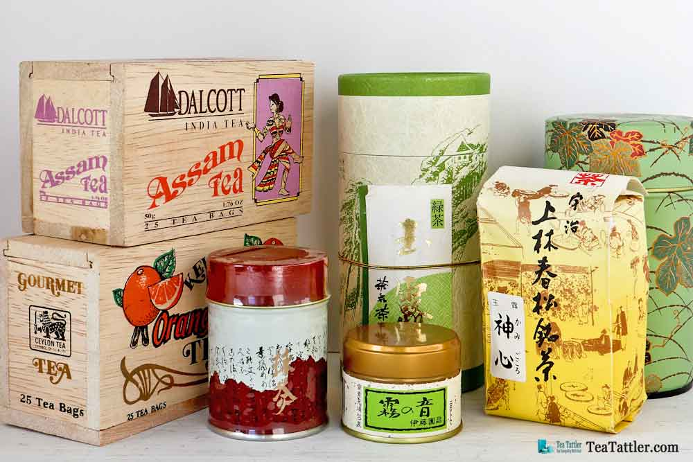 Tea In Asia - from China, tea traveled to Japan, Tibet, India, and Sri Lanka with the tea drinking culture taking roots in those countries. | TeaTattler.com #teainasia